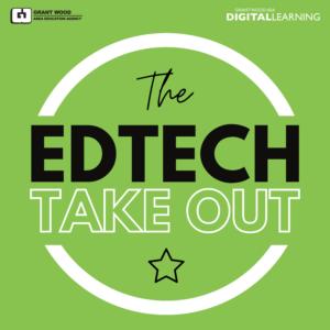 Edtech Take Out Podcast Logo