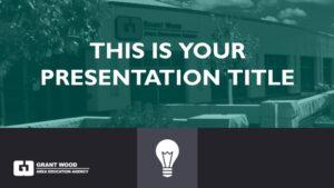 Presentation Template 3