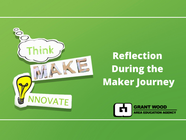 Think Make Innovate: Reflection during the maker journey
