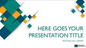 Here goes your presentation title